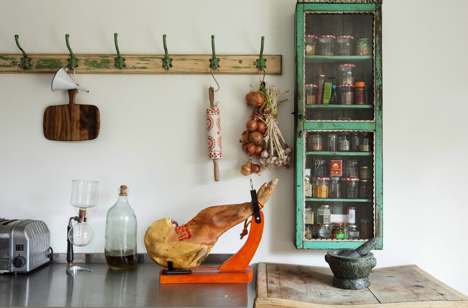 I love this spice cabinet!