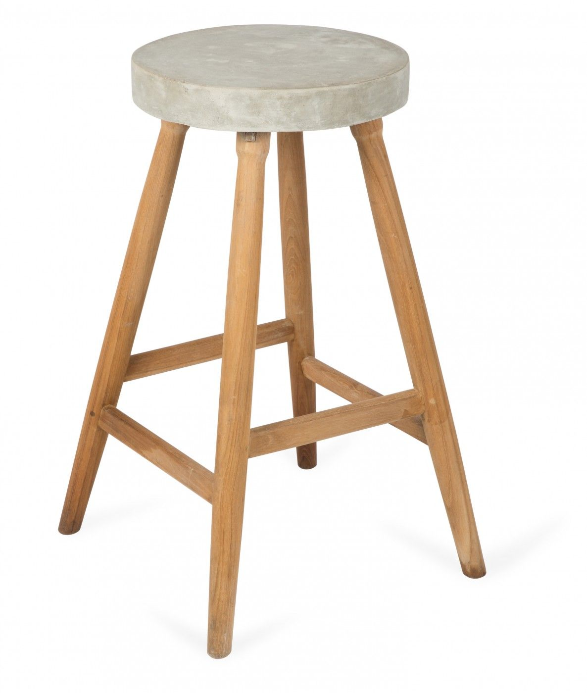 Apollo Concrete Bar Stool At Interiors Online Exclusive High End Furniture