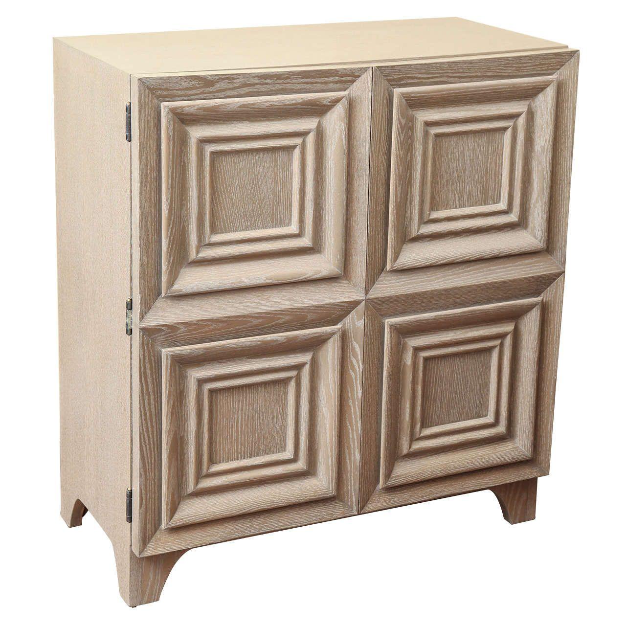 grey cerused oak chest french circa   furniture storage  - grey cerused oak chest french circa  modern dresserfurniture