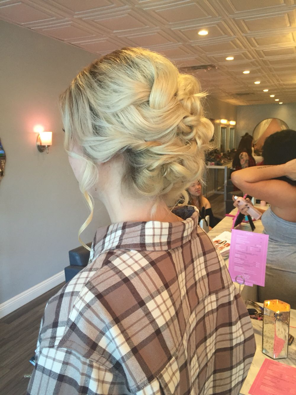 Winter formal hair fancy hair styles pinterest formal hair and