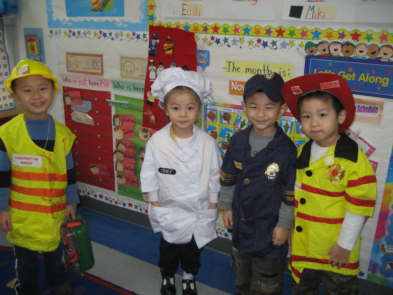 Dramatic Play Ideas For Preschool