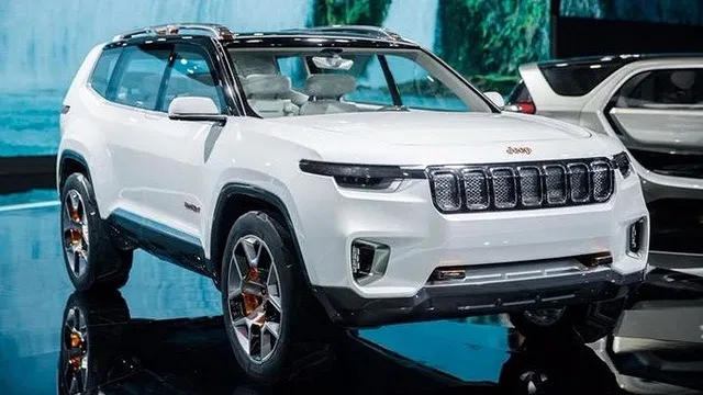2021 Jeep Grand Wagoneer What We Know So Far 7 Seater Suvs Grand Jeep En 2020