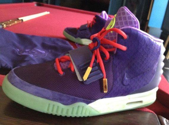 Kobe x Nike Air Yeezy 2