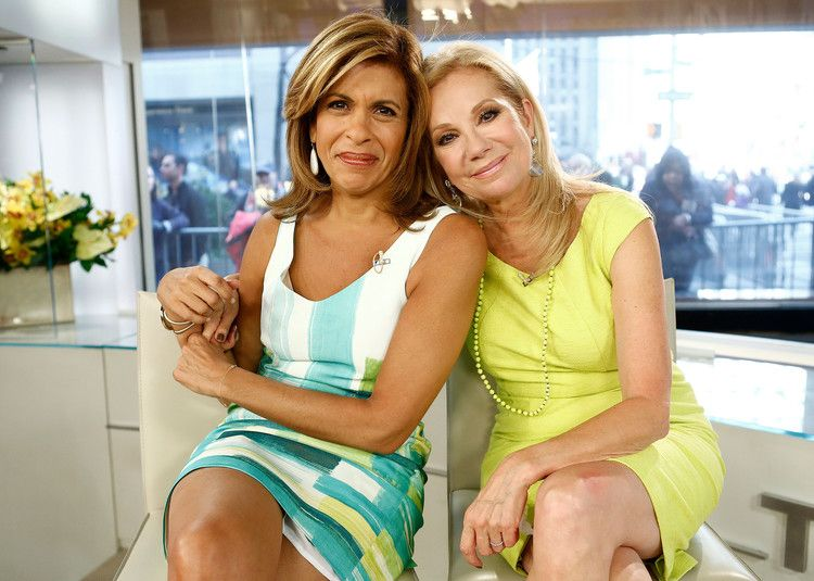 Looking Back On Kathie Lee Gifford And Hoda Kotb S 11 Year Friendship In Their Own Words People Kathie Lee Gifford Hoda Kotb Kathie Lee