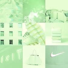 Gambar Aesthetic Green Gambar Wallpaper Foto