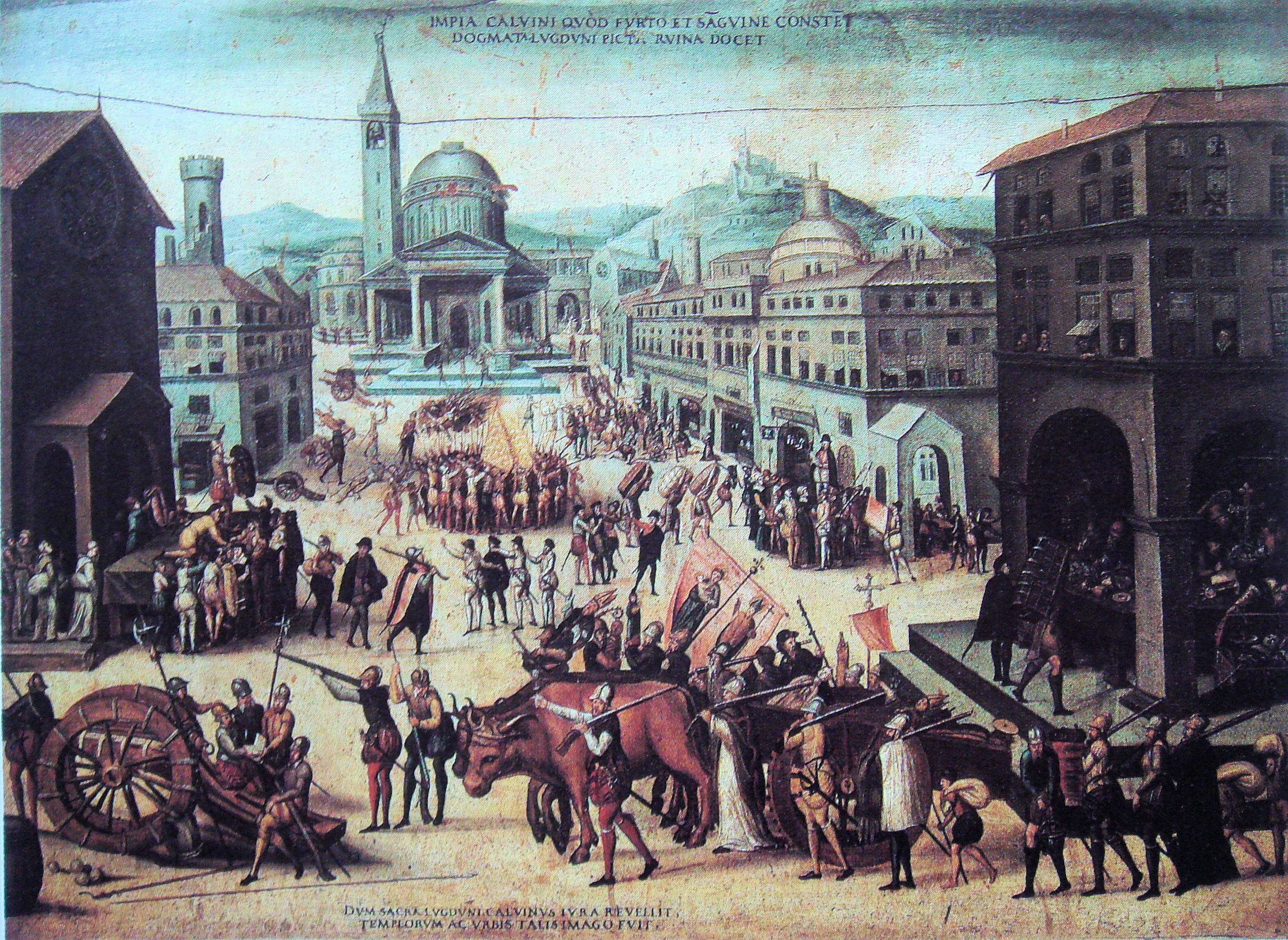the history and politics of the puritan community