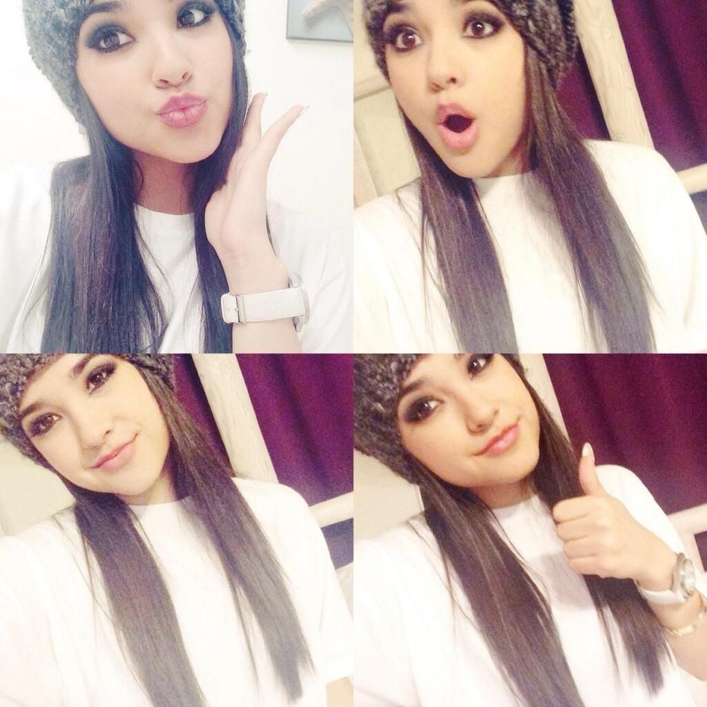 Becky G love her new song shower | girle girl | Pinterest ... Becky G Hairstyles Shower