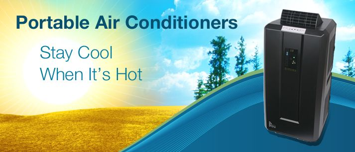How a portable air conditioner can keep you cool and save money.