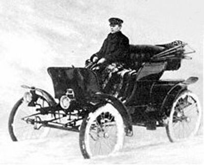 The Baker Motor Vehicle Company began producing electric-powered automobiles in Cleveland in 1899. Its founders were Walter C. Baker and Fred R. White, of the White Sewing Machine Company family. Baker became the automobile manufacturer's president and White was vice president and general manager. Baker had begun experimenting with automobile design in the early 1890s. He built the Electrobat Automobile, which at the World Columbian Exposition in Chicago in 1893