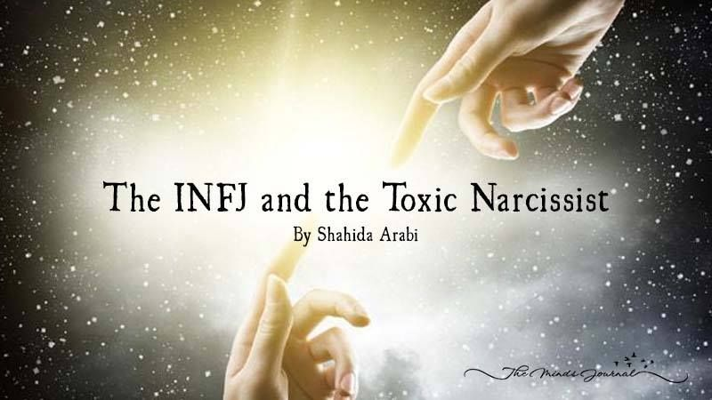 how to break psychic hold of narcissist