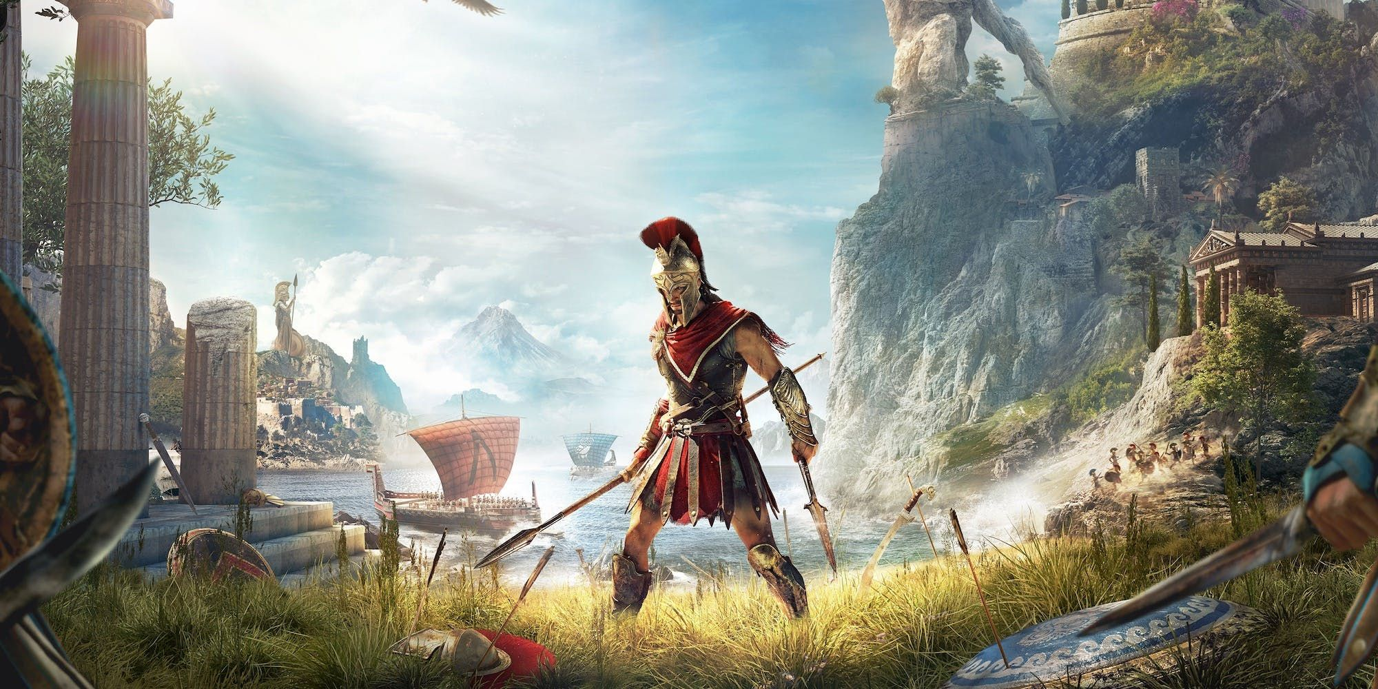 Assassins Creed 20 Things Only Experts Know How To Do In Odyssey