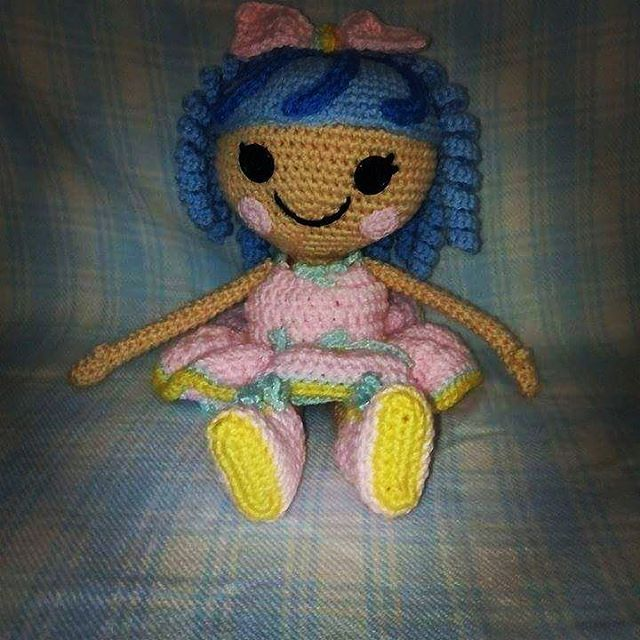 #amigurumis #crochet #lalalopsy