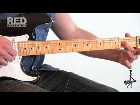 How To Play Acdc Back In Black Intro Guitar Lessons
