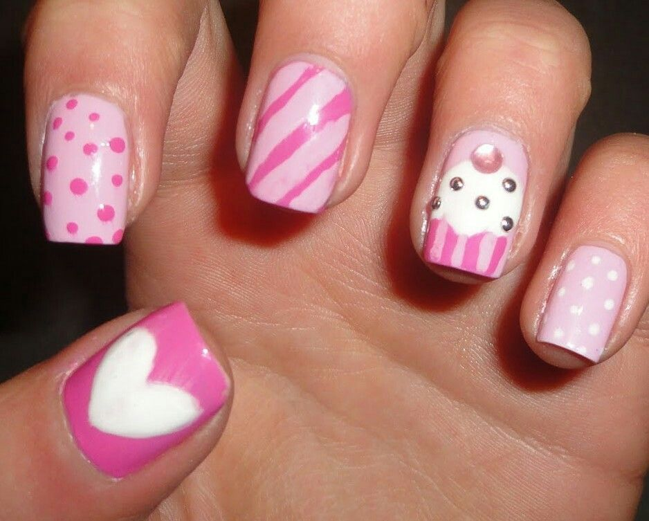 My 30th Birthday Nails With Images Simple Nail Designs