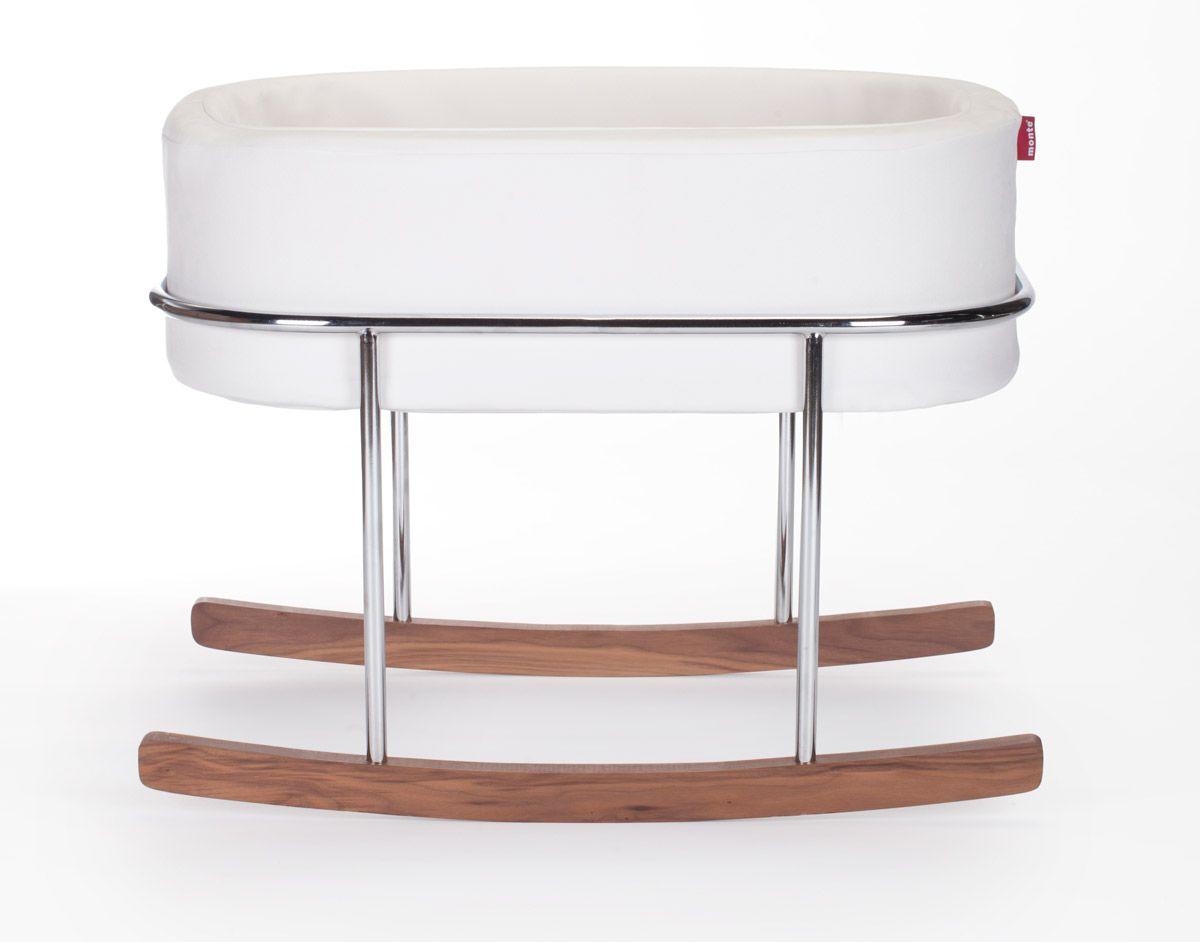stylish nursery furniture. modern rockwell bassinet baby furniture cosleeper for nursery by monte stylish