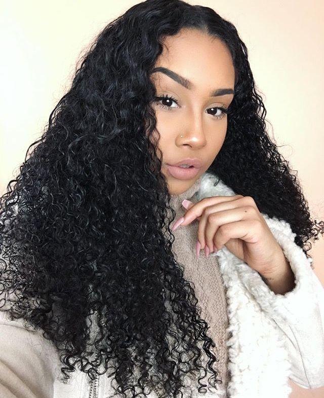 Pinterestangelita Maquillaje Pinterest Curly Hair Goals And