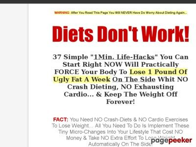 how to lose weight pdf free download