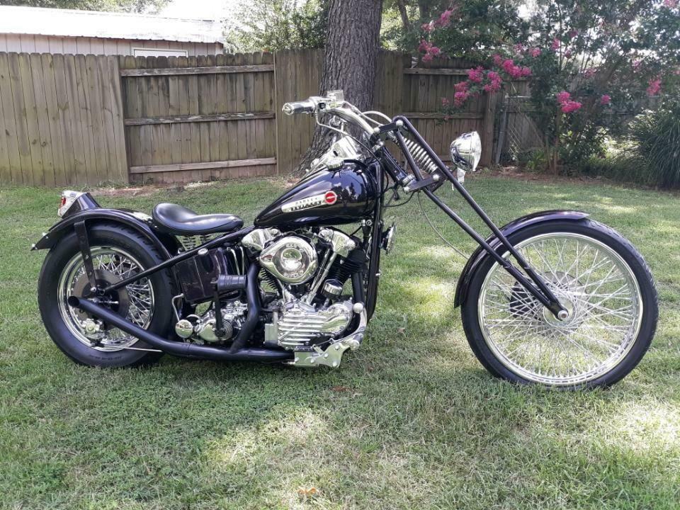 1941 Harley Davidson Fl Knucklehead 1941 Harley Davidson Fl