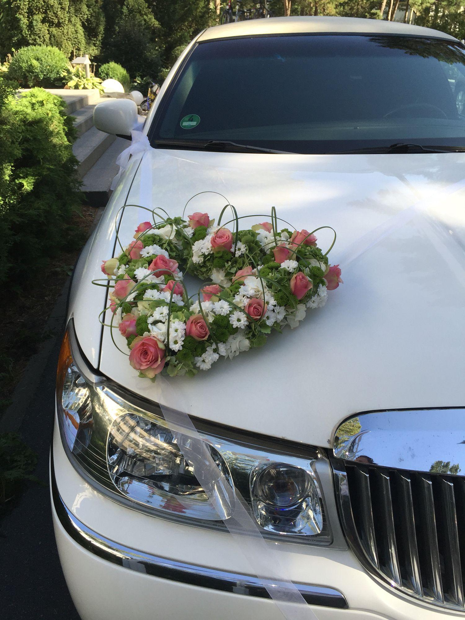 Auto Fr Hochzeit Schmcken