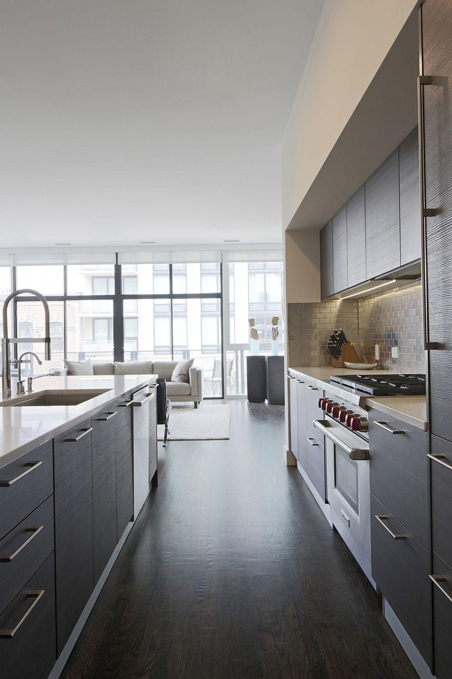 Modern Kitchen Island Work Station Mold - Kitchen Cabinets | Ideas ...