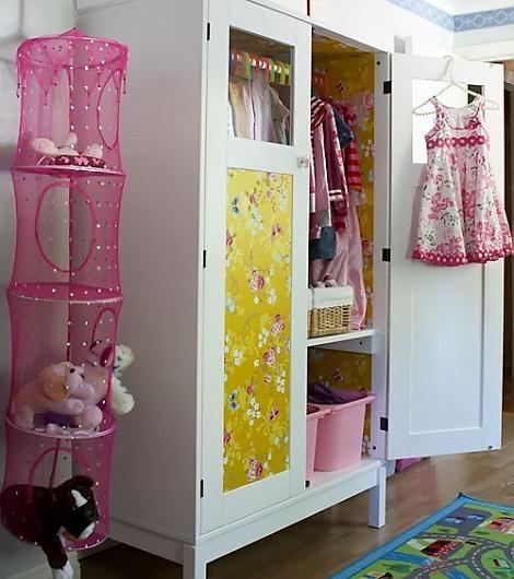 Empapela tu armario Ideas para Decoracion DIY Pinterest