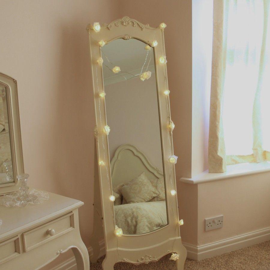 Lights Around Mirror Fairy Lights Bedroom Lights Around Mirror