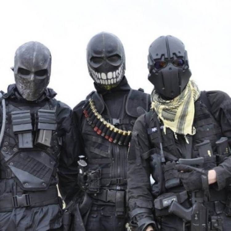 Apocalyptic Soldier Pics: Mad Max Inspired PostApocalyptic Fashion Designs