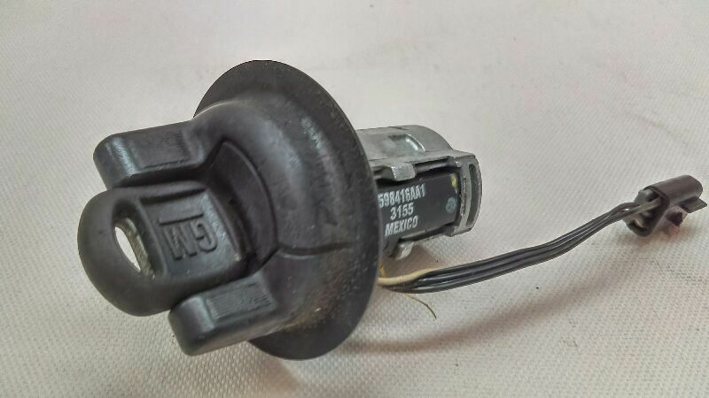 Ignition Switch Lock Cylinder Key Fits 97 05 Cavalier Sunfire
