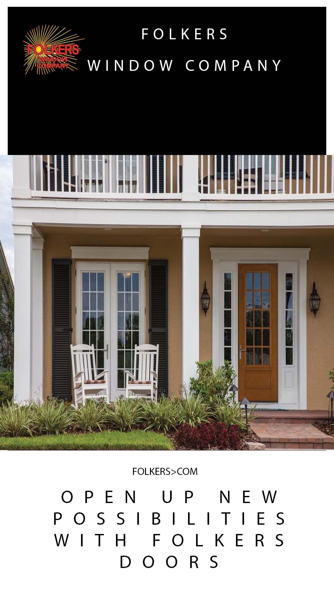 Folkers Doors Doors Home Improvement Contractors Exterior Doors