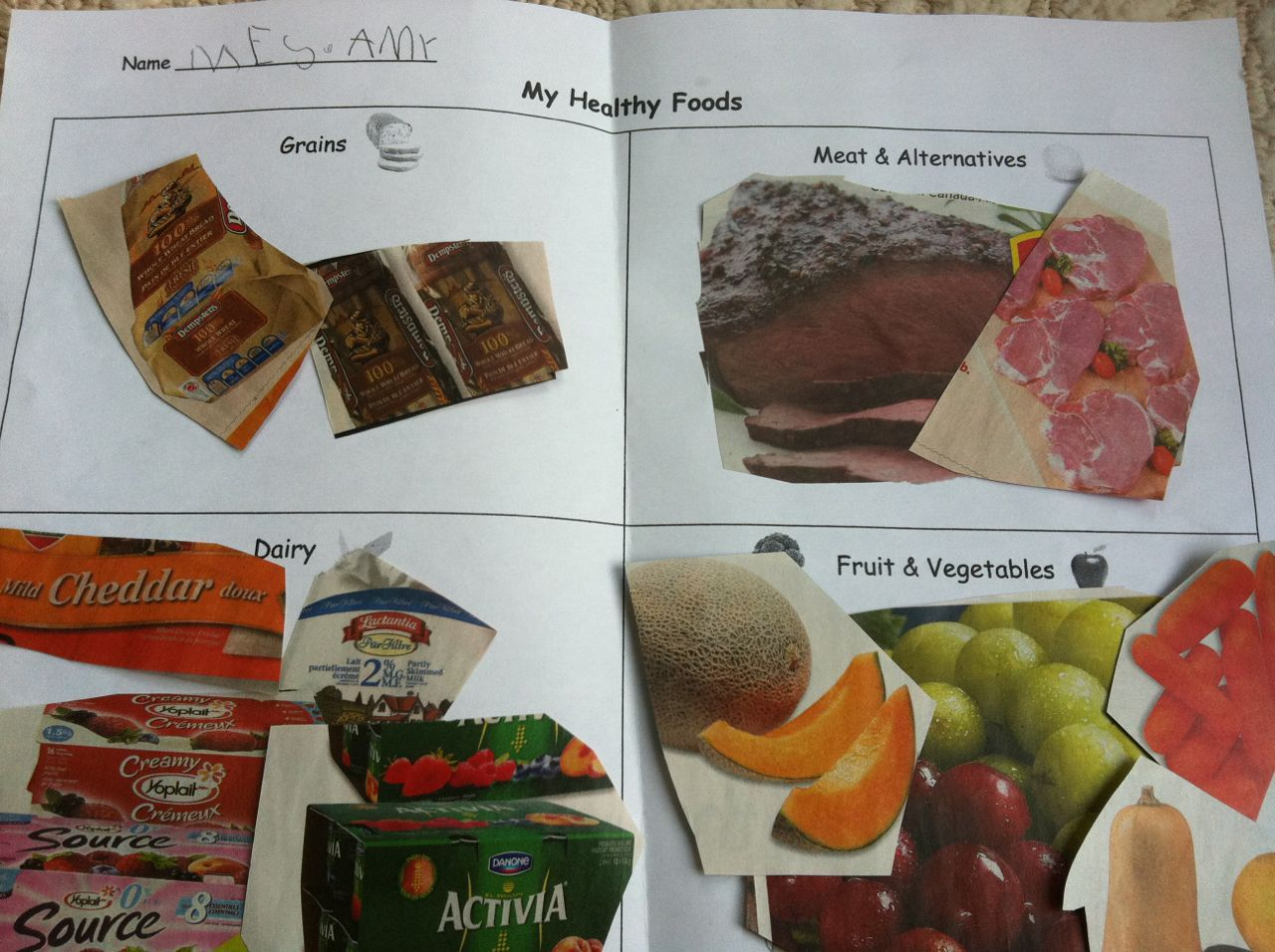 Healthy Habits For Life Teaching Kids About Vitamins And Nutrition
