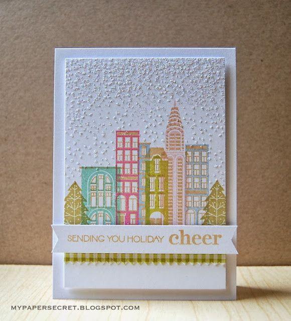 как сделать открытку про города для
