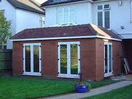 Image Result For Flat Roof Extension With Pitched Edges Flat Roof Extension Roof Extension Flat Roof
