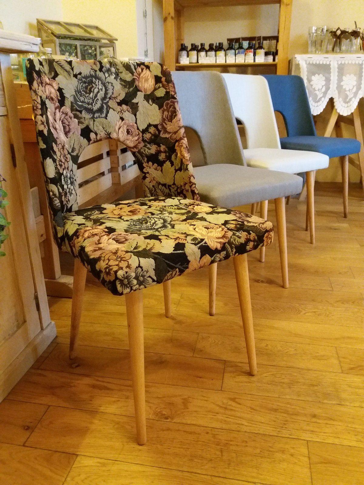 Renowacja Krzesla Muszelka Okienko Dziurka Prl 7486757067 Allegro Pl Wiecej Niz Aukcje Renovations