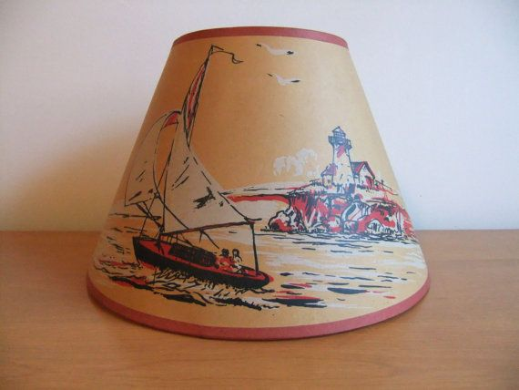 Perfect For A Cottage On The Nh Or Maine Seacoast Vintage Nautical Vintage Nautical