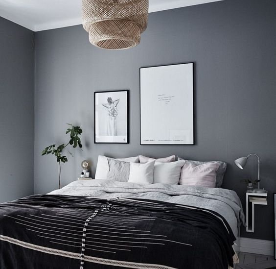51b729fbf0c 7 Splendid grey bedrooms that will make you dream about this room ...