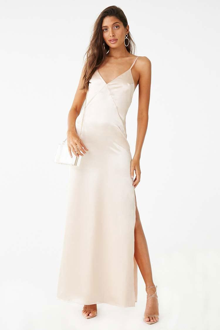 39++ White cami dress info