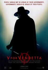 V for Vendetta Movie Posters From Movie Poster Shop