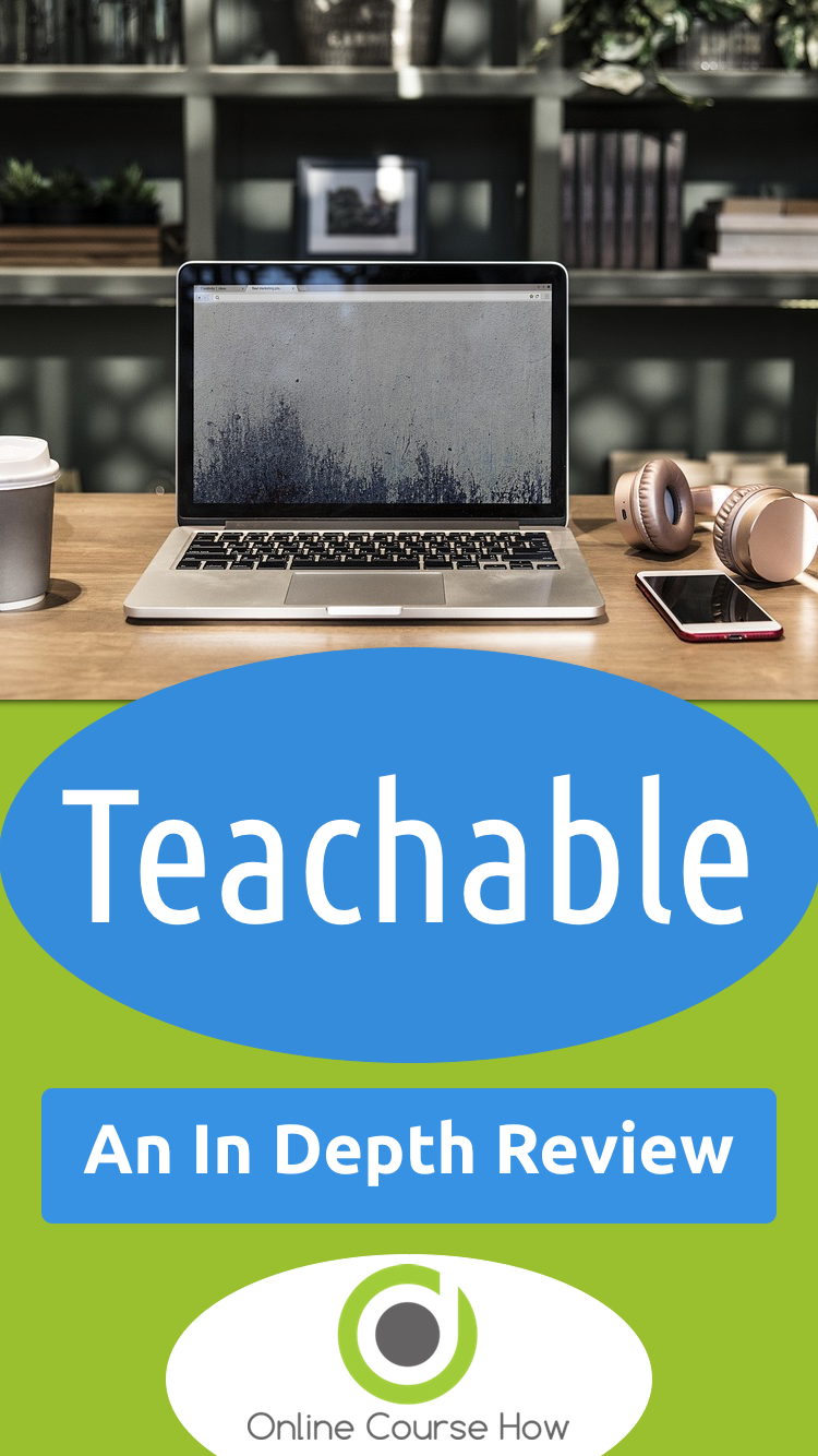 Features List Teachable  Course Creation Software