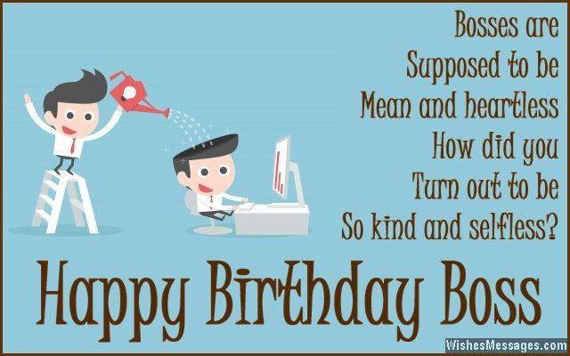 Birthday wishes for boss quotes and messages boss quotes and birthday wishes for boss m4hsunfo