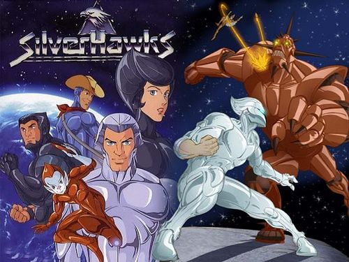Retroseries Te Acordas De Los Halcones Galacticos Tn Com Ar Caricaturas Viejas Galactico Dibujos Animados Clasicos