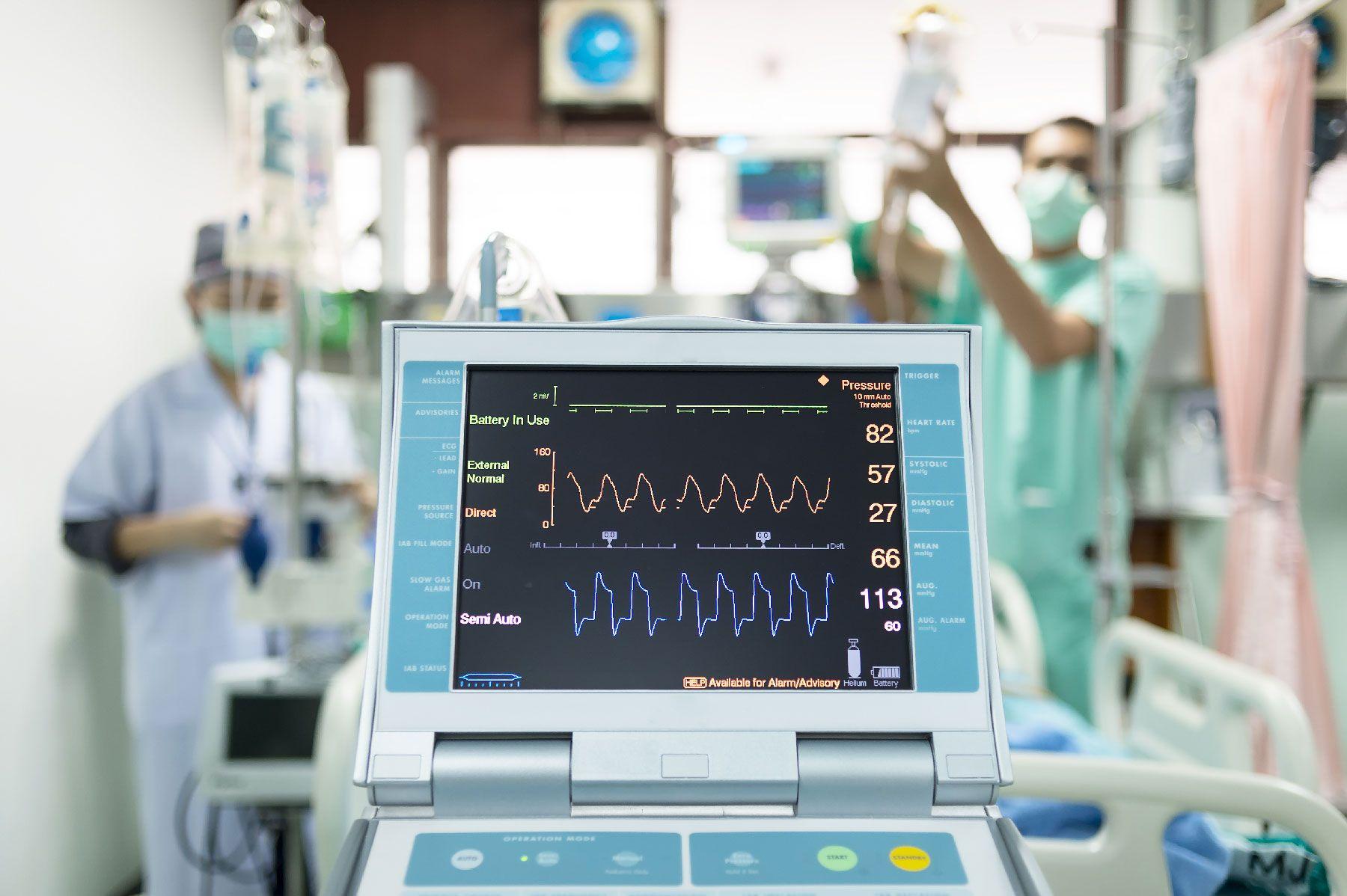 Critical Care Ultrasonography, a noninvasive method of