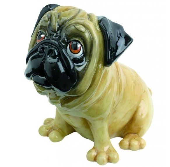 Pets With Personality Little Paws Prince Pug Cute Little