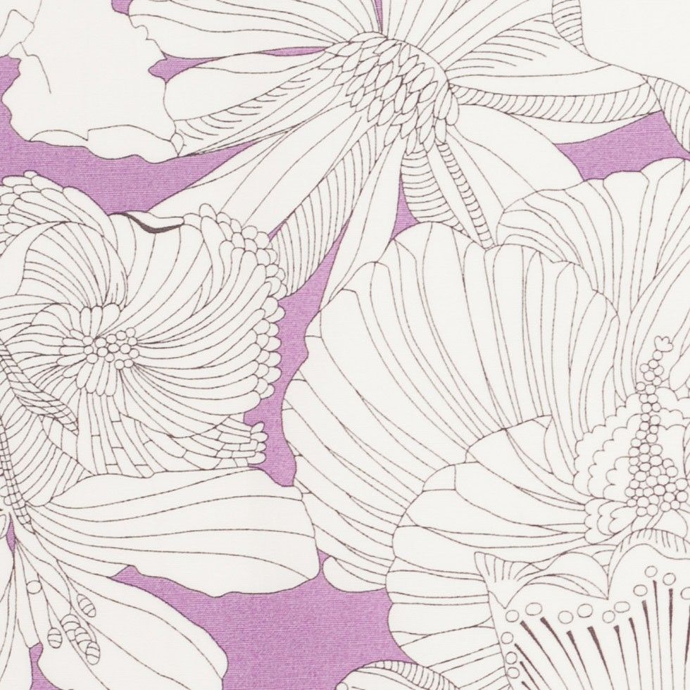 From the world famous Liberty of London, Mood presents 'Pani Gabriela', an artistically drawn out floral print collaged in a way that is reminiscent of an 'Alice in Wonderland' landscape. Printed atop a light-weight cotton poplin, this fabulous floral fiasco would look superb translated into vintage inspired shirts, dresses, shorts, etc. Completely opaque, super smooth and with a crisp drape, this cotton poplin can easily make do without a lining. Effortlessly bring style to the Spring and…