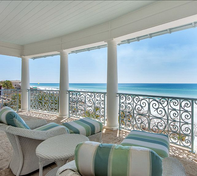 Ocean Views. Can You Picture Having This View From Your