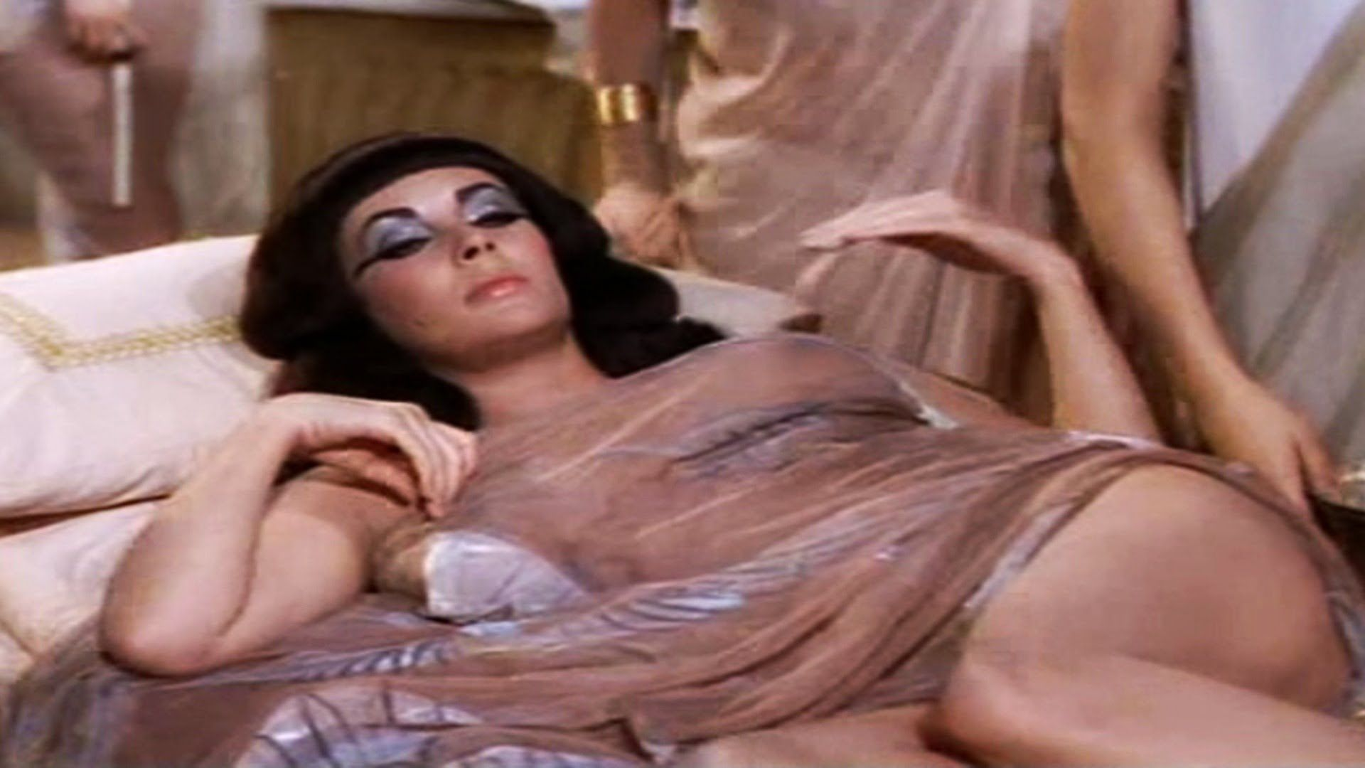 That Elizabeth taylor cleopatra nude commit