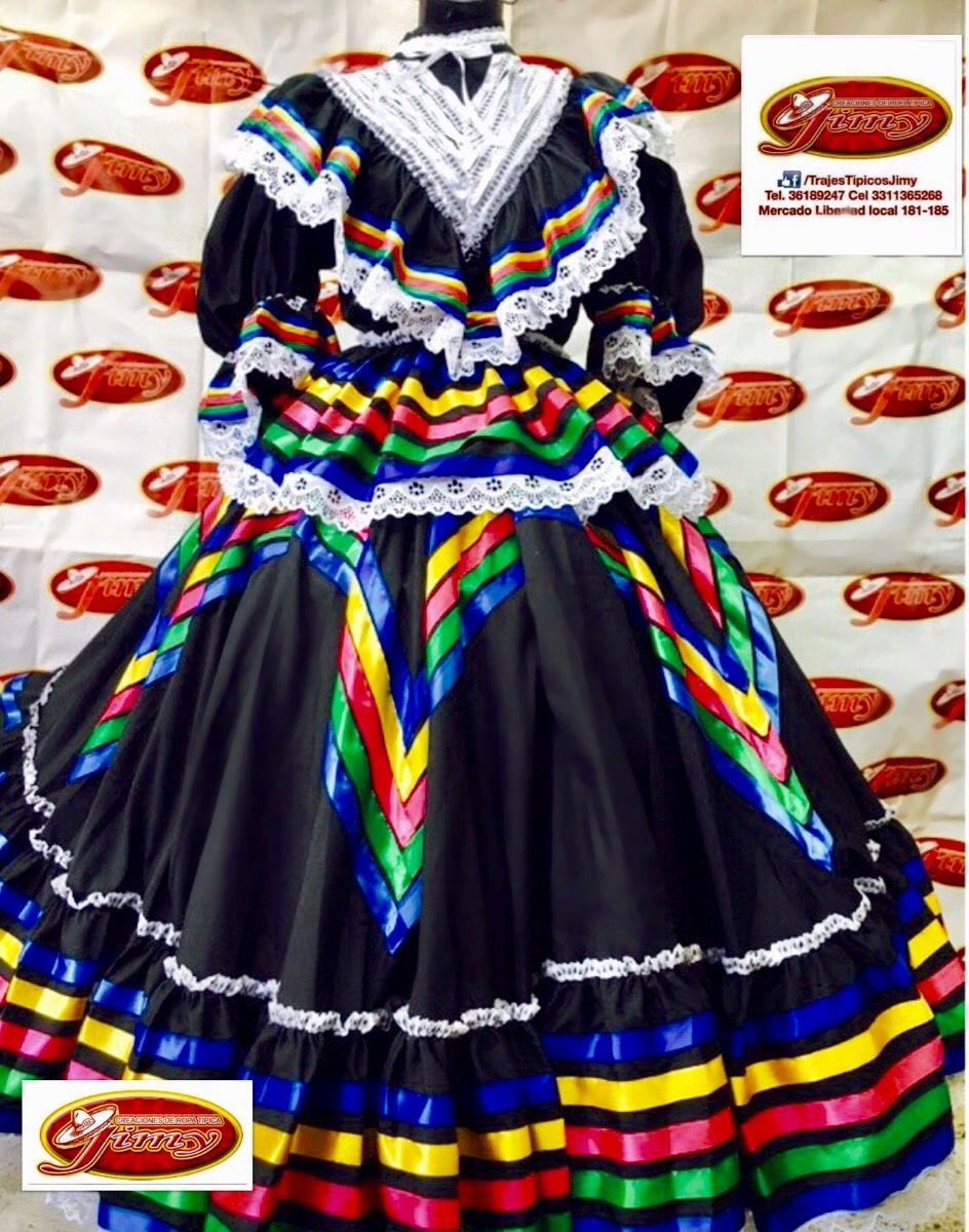 939c73c2d Traje típico de jalisco Vestido de jalisco Traje de jalisco de Estrella  Charreria y Trajes Típicos Jimy Whatsapp 3311365368 Guadalajara