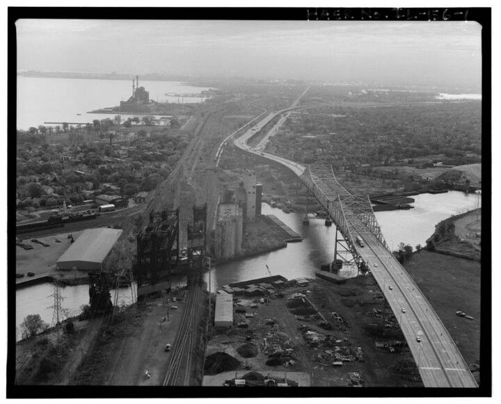 Chicago Skyway shortcut from 51st St and 80/94 n Southern