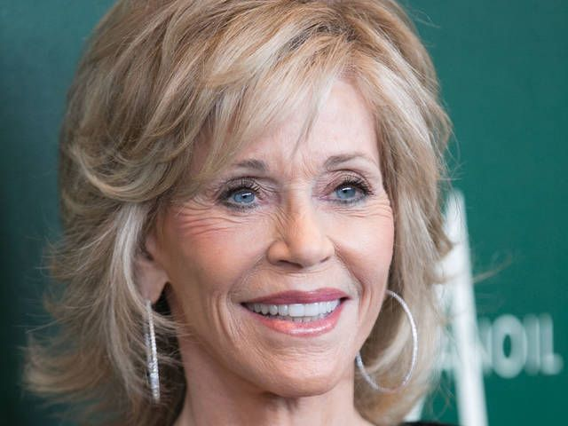 Jane Fonda Hair Styles: Jane Fonda 2015 Hairstyle