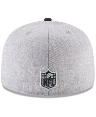 best sale buy good super cute New Era Boys' Oakland Raiders Draft 59FIFTY Fitted Cap - Gray 6 3 ...