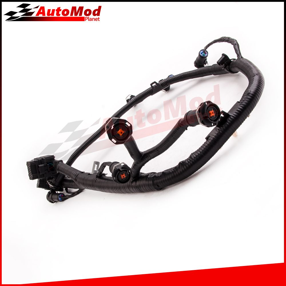 For Ford 60l 2005 2007 Super Duty 5c3z9d930a Fuel Injector Harness Wiring Jumper